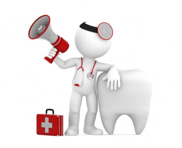 糖尿病患者較容易有牙周病發生,約為一般人的3倍,而且糖尿病病史越長,牙周病也會越嚴重。(Fotolia)