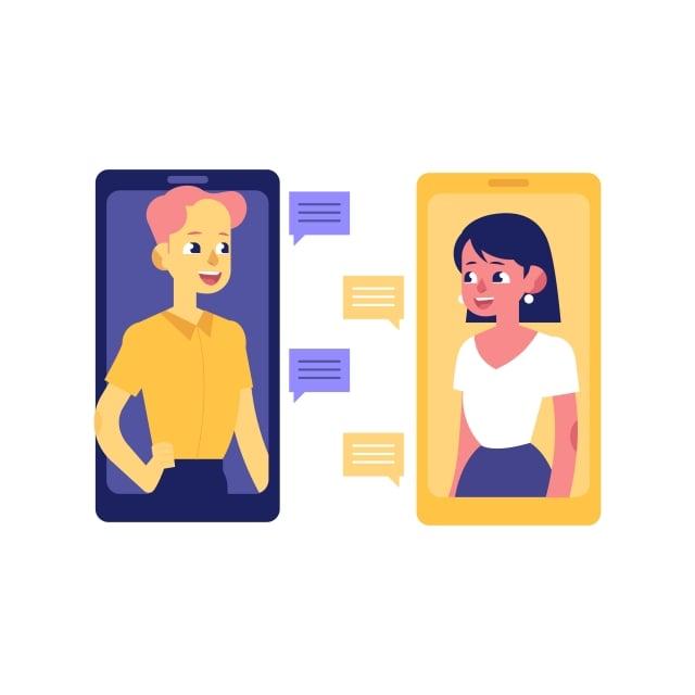 網路是虛擬世界,難以辨別對方是好人或壞人,即使網路交友對象的文詞再美,話說得再好聽,仍須保持相當的理性,建立健全的心態,認清自己的訴求重點,以免上當受騙。(123RF)