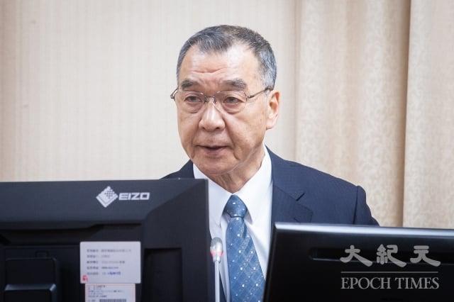 對於中共國台辦近日推出對台「26條措施」,國安局長邱國正11日表示,這是鬆懈台灣民眾,認為我們跟他們(中共)是一體的。(記者陳柏州/攝影)