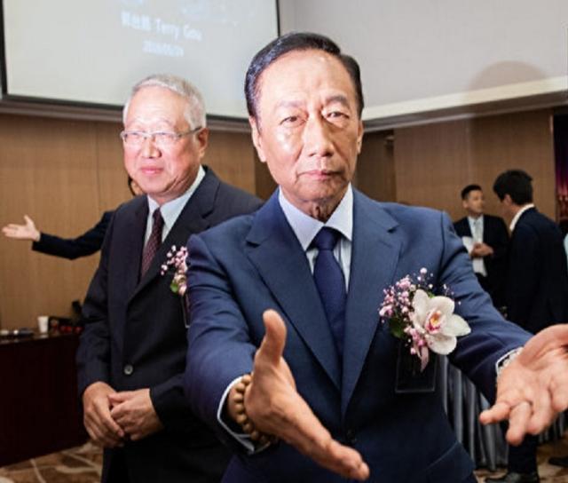 鴻海集團創辦人郭台銘。圖為資料照。(記者陳柏州/攝影)