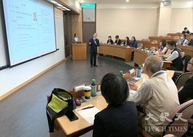 新生醫專假龍潭渴望會館舉辦成果展暨「在地客庄深度旅遊」資訊平台發表會。