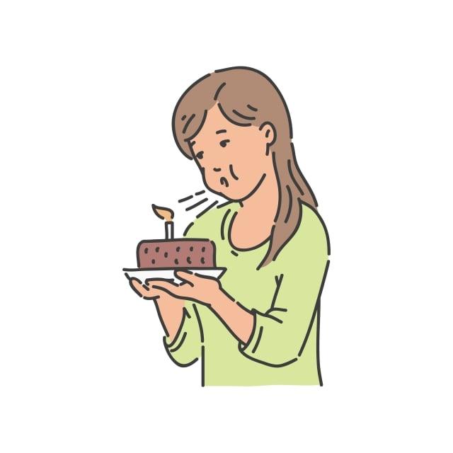 利用「吹蠟燭」小動作,測試你的肺健不健康。(123RF)