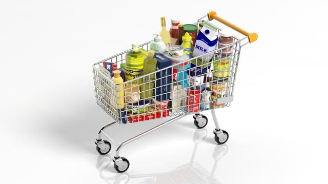 過度購物容易造成浪費。(Fotolia)