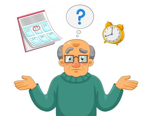 確診失智症確實不容易,典型65歲以後發病的晚發型失智症患者,平均要2.8;非典型65歲以前發病的早發型失智症患者,更需要4.4年。(Fotolia)