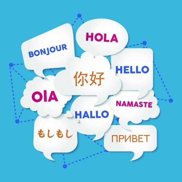 語言專家表示,學習多種語言對於大腦的認知過程大有幫助,拓展人際關係也有相當大的助益。(123RF)