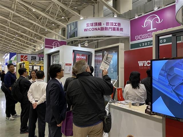 防音需求,隔音門窗受到許多民眾與業者青睞。(平準工程提供)