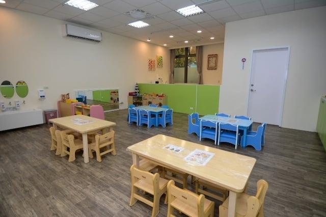 公設民營桃園托嬰中心將委由唐氏症基金會營運。