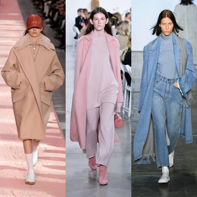 寬鬆款的衣服,顏色是非常重要的元素,一些經典的色彩搭配技巧。(GettyImages)