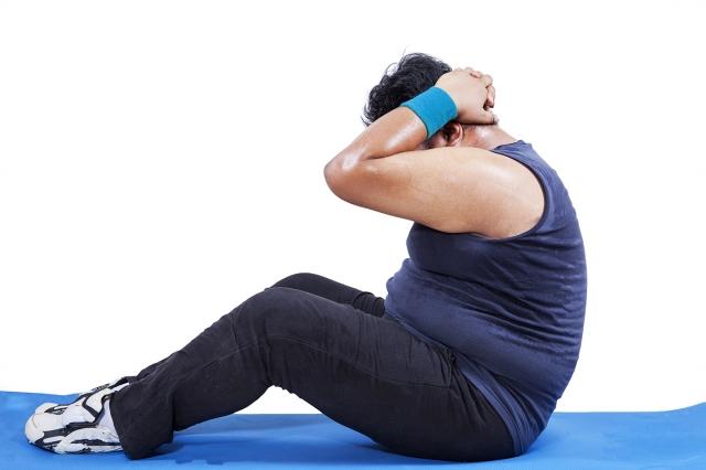 如何逆轉勝「糖胖症」呢?應從減重著手,才能治標又治本,祕訣:80%飲食+20%運動+200%堅持。(123RF)