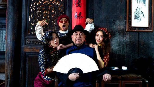 黃明志邀請黃秋生合拍MV