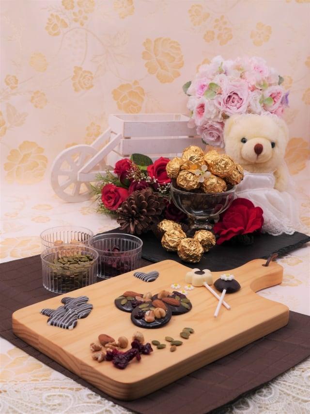 法式曼帝昂巧克力。(攝影/林京昀)