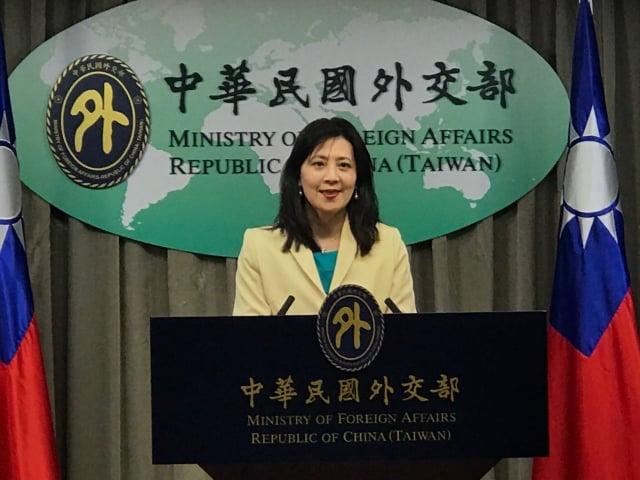 美國邀請台灣以「觀察員」身份參與國際宗教自由聯盟,對此外交部發言人歐江安13日表示感謝。(李怡欣/本報資料照)