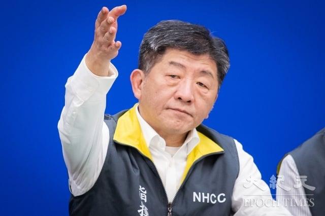 中央流行疫情指揮中心指揮官陳時中14日表示,將中國河南省及浙江省列為一級流行區,另外,也將日本旅遊疫情建議升為第一級注意(Watch)。(記者陳柏州/攝影)