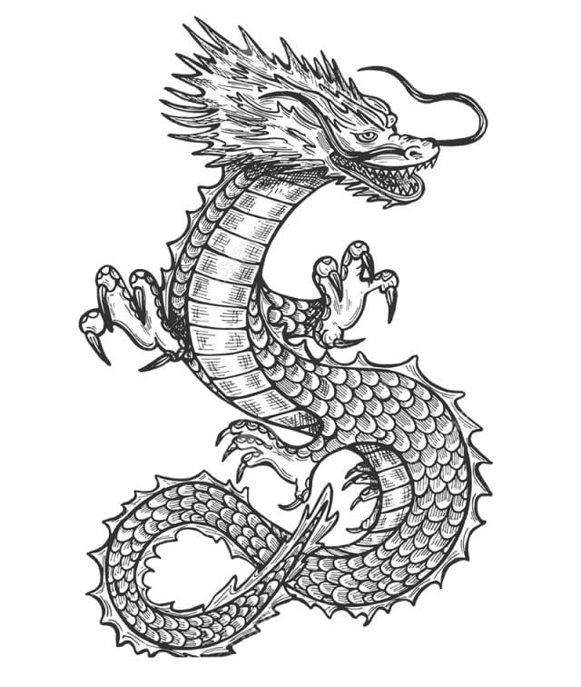 中華文化的淬鍊滲透,我們身邊的龍文化已經不計其數,不僅僅包含上面的陳述。(123RF)