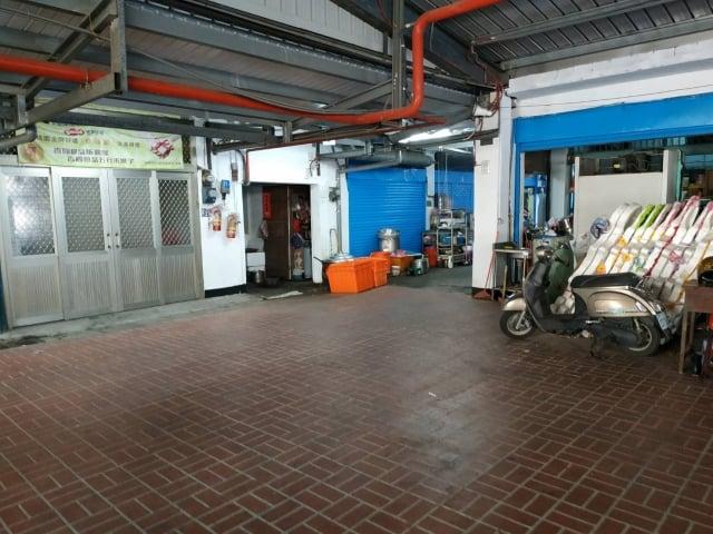 楊梅區第二公有零售市場原本是老舊的傳統市場。