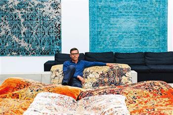 他,挽救了地毯 傳奇的設計師Jan Kath(下)