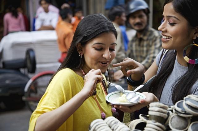 安娜舒耶·沙羅白為印度女性勞工運動的先驅,出生於印度最大城「阿默達巴德」。(業者提供)