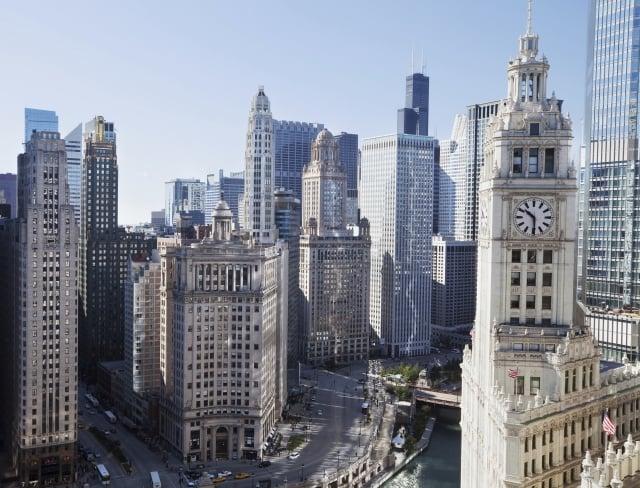 蜜雪兒·歐巴馬來自「伊利諾州芝加哥」,此地以各式新潮大膽的建築享負盛名。(業者提供)