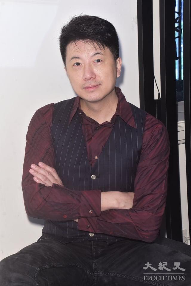 演員吳皓昇。(黃宗茂)