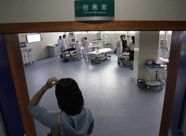 有文件曝光中共病毒疫情導致中共的債務危機加劇惡化,尤其是醫療領域。示意圖。(Getty Images)