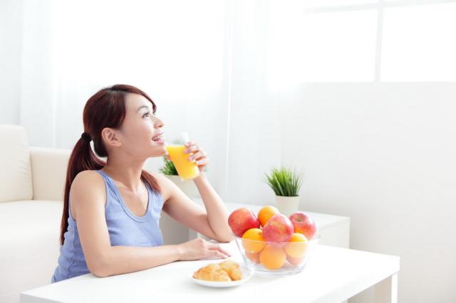 在家吃對食物,養出好身材。(123RF)