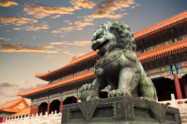 圖為北京故宫。(Fotolia)