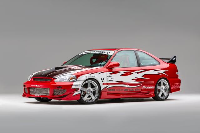 全球範圍內的汽車盜竊可分為兩類:數量龐大的舊車(數量)和高級的豪華車(品質)。(Honda圖片)