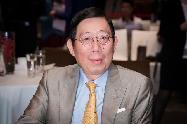 圖為富邦金控董事長蔡明興資料照。(記者陳柏州/攝影)