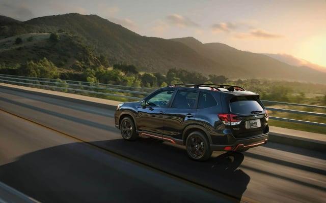 速霸陸Forester很獨特,有許多人會喜歡這輛車。(Subaru.com)