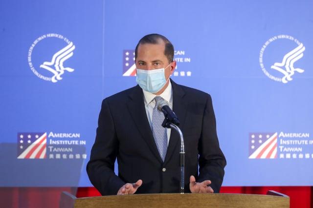 艾薩:疫情啟示兩岸強烈對比
