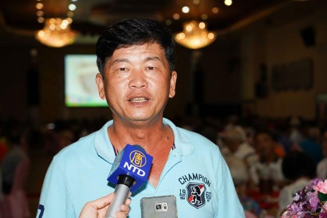 屏東縣雅緱農產品運銷合作社理事主席朱國寶。