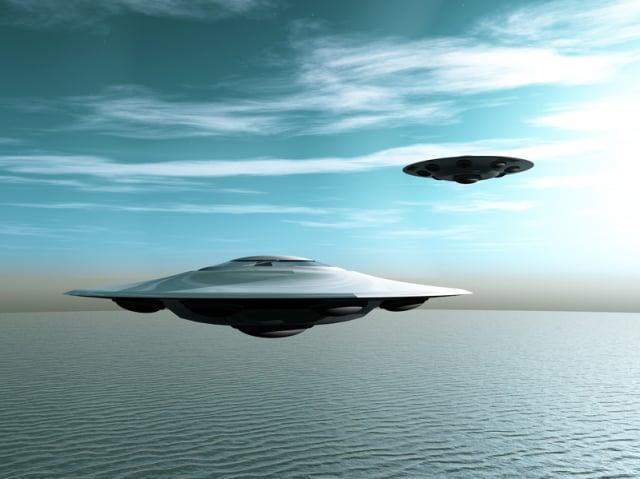 《夢溪筆談》所述的湖上明珠,讓人想起今天被廣泛關注的飛碟。(Fotolia)