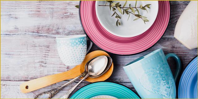 除了食品安全問題外,「餐具」往往最容易被忽略。(123RF)