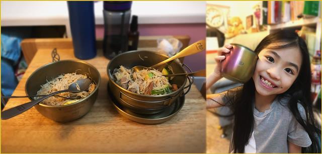 香港顧客的分享:一熟悉便愛上『鈦河陶』。(鈦河陶提供)