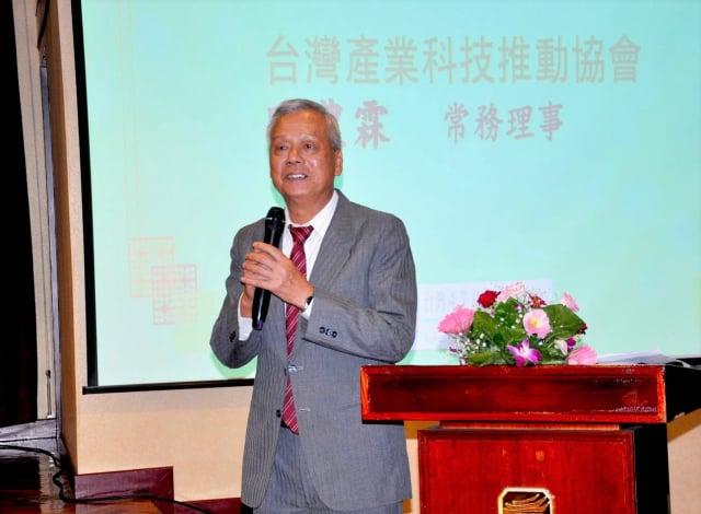 台灣產科會常務理事陳豊霖說,就國際新形勢來看,加強台美經貿合作關係,已是國際情勢走向的必然。