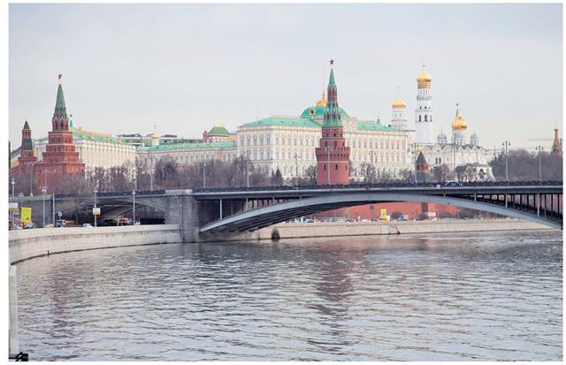 蘇俄建立了中共,從建黨的一天起,就定下黨的最終目的(奪取政權)。圖為位於俄羅斯首都莫斯科的克里姆林宮。(123RF)