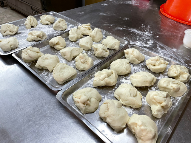 老麵團(臺北市農會提供)