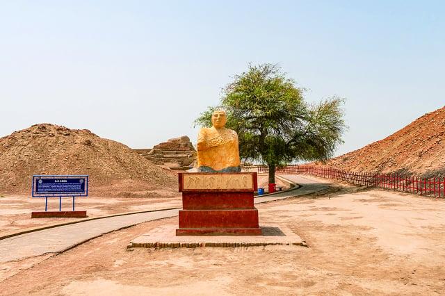 這座古城名叫摩亨佐達羅3,600年前,這一座城市非常地繁榮,貿易也是非常地發達。(123RF)