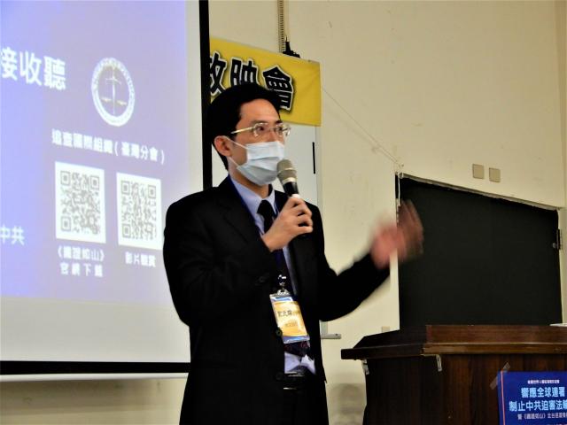 尚文診所鄭元瑜醫師指出,若是有國家不用等待四個月,相信他已經開始在找活人器官了。