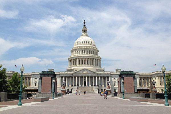 圖為美國國會大廈,資料照。(記者程新/攝影)