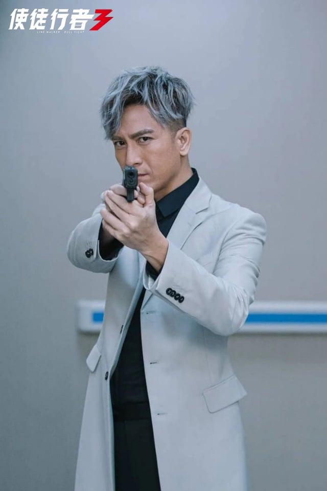 香港零負評男演員馬國明。( LiTV、TVB提供)