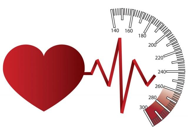 秋冬氣溫變化大,血壓高低起伏不定成了腎臟的隱形殺手,保護腎臟最重要的就是控制住血壓。 (Shutterstock)