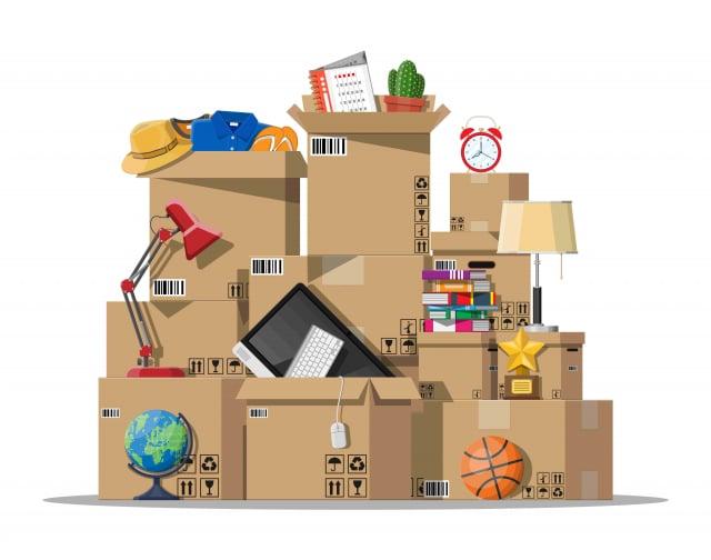 搬家除了搬物品之外,孩子轉換到新環境的心理壓力也不可忽視。(123RF)