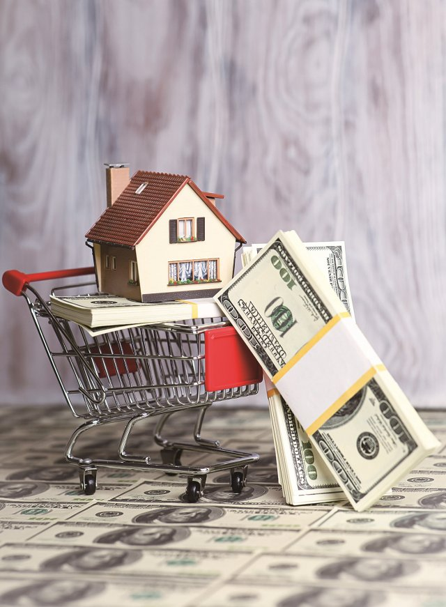 Looking to become a homeowner this year? (123RF)