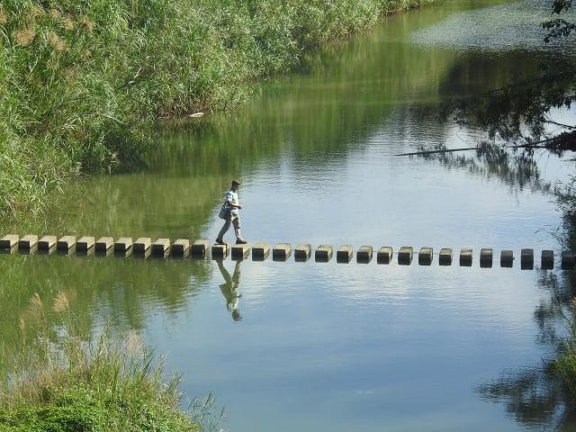 羅功奇運用攝影專長,在工作之餘也參與鄉土協會的田野調查、編輯《牛欄河畔》季刊等工作。(羅功奇提供)