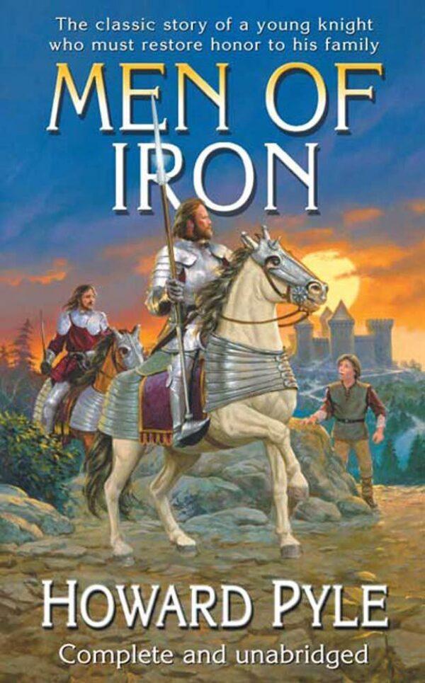 兒童經典讀物《鐵人》(Men of Iron)寫於1891年。(公共領域)