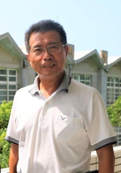 國際新聞,無可取代,飛沙國中校長 陳昭龍。(吳雁門提供)