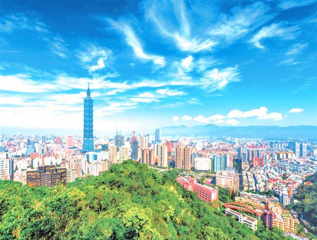 臺北市好幾處公園,土地能量驚人,常常散步,配合冥想(靜坐),吸收大地精華,可提升免疫力。(123RF)