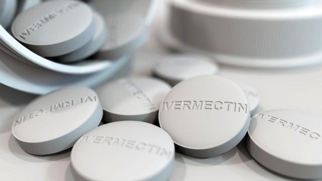 研究亦表明了伊維菌素可預防中共肺炎,減少住院機會。(123RF)