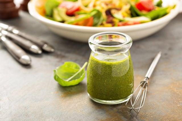 翠綠女神醬用途廣泛。(Shutterstock)